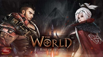 Взлом The World 3 Rise of Demon