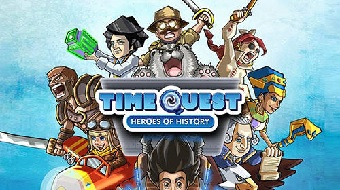 Взлом Time Quest Heroes of History