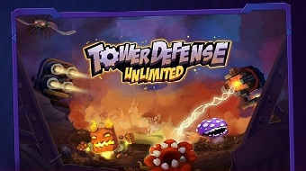Взлом Tower Defense Unlimited