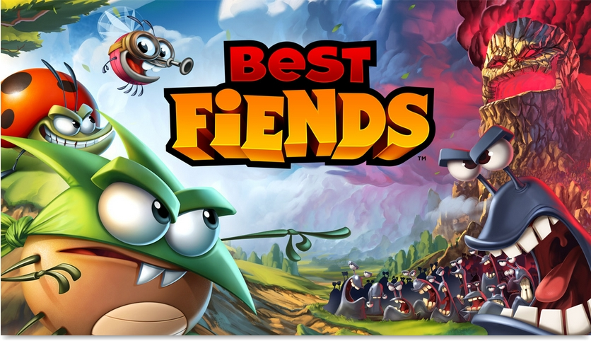 Взлом Best Fiends на Android и  IOS