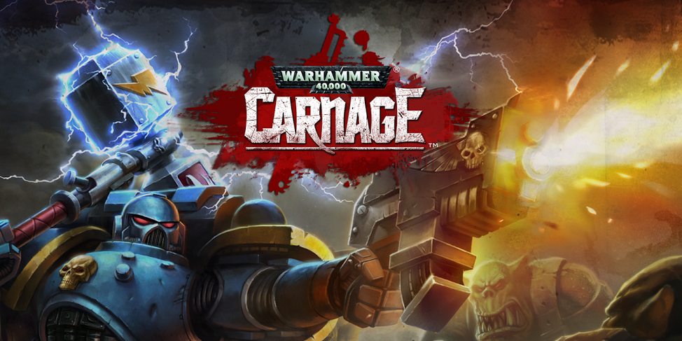 Warhammer 40000: Carnage взлом, читы Android и IOS