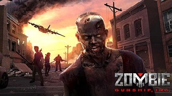 Взлом Zombie Gunship Survival